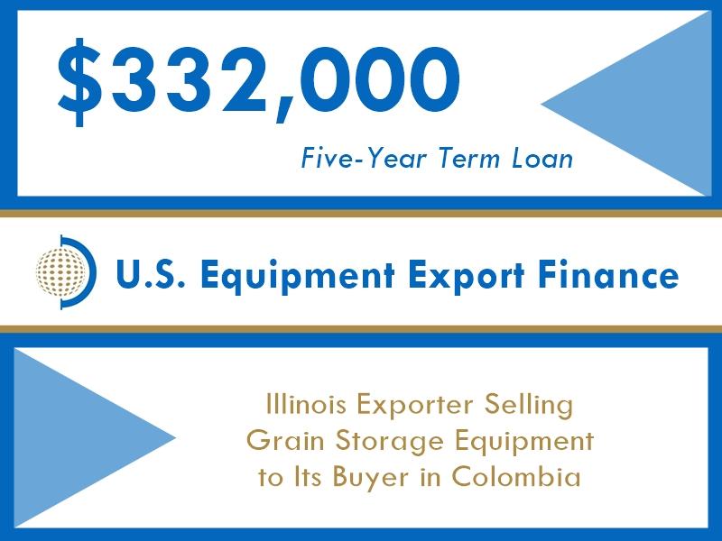 Equipment Export Financing $332k website v1