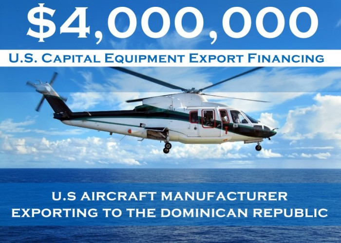$4 mm Manufacturer Exporting to the Dominican Republic