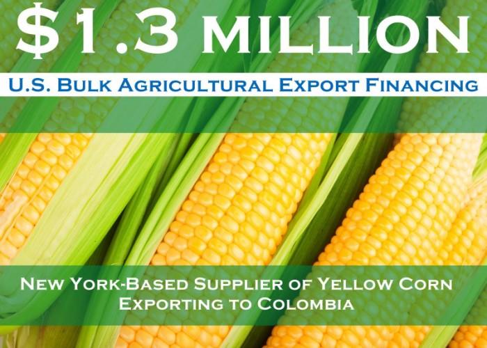 US Bulk Agriculture