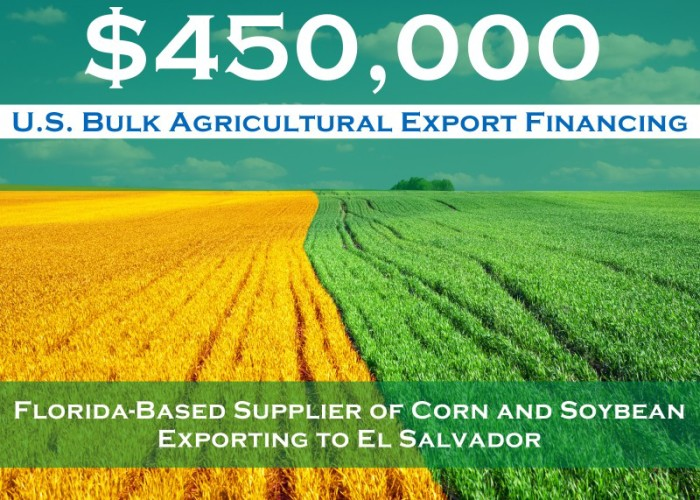 United States Bulk Agriculture
