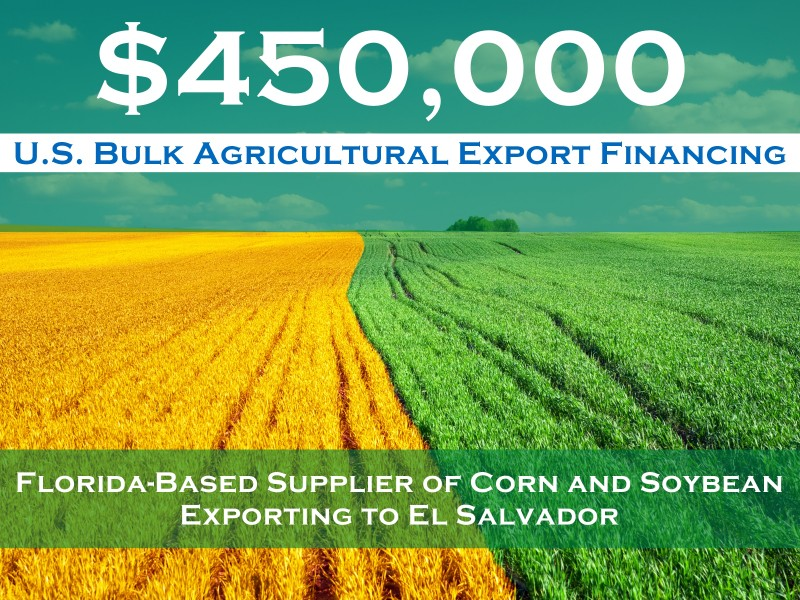 United States Bulk Agriculture