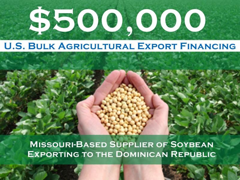 U.S. Bulk Agricultural Export Finance