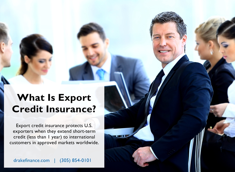 Export Credit Insurance Overview