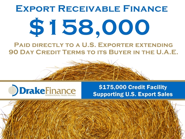 Q1 Export Receivable Finance 158k WR