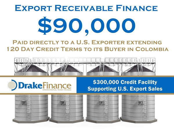Q1 Export Receivable Finance 90k WR