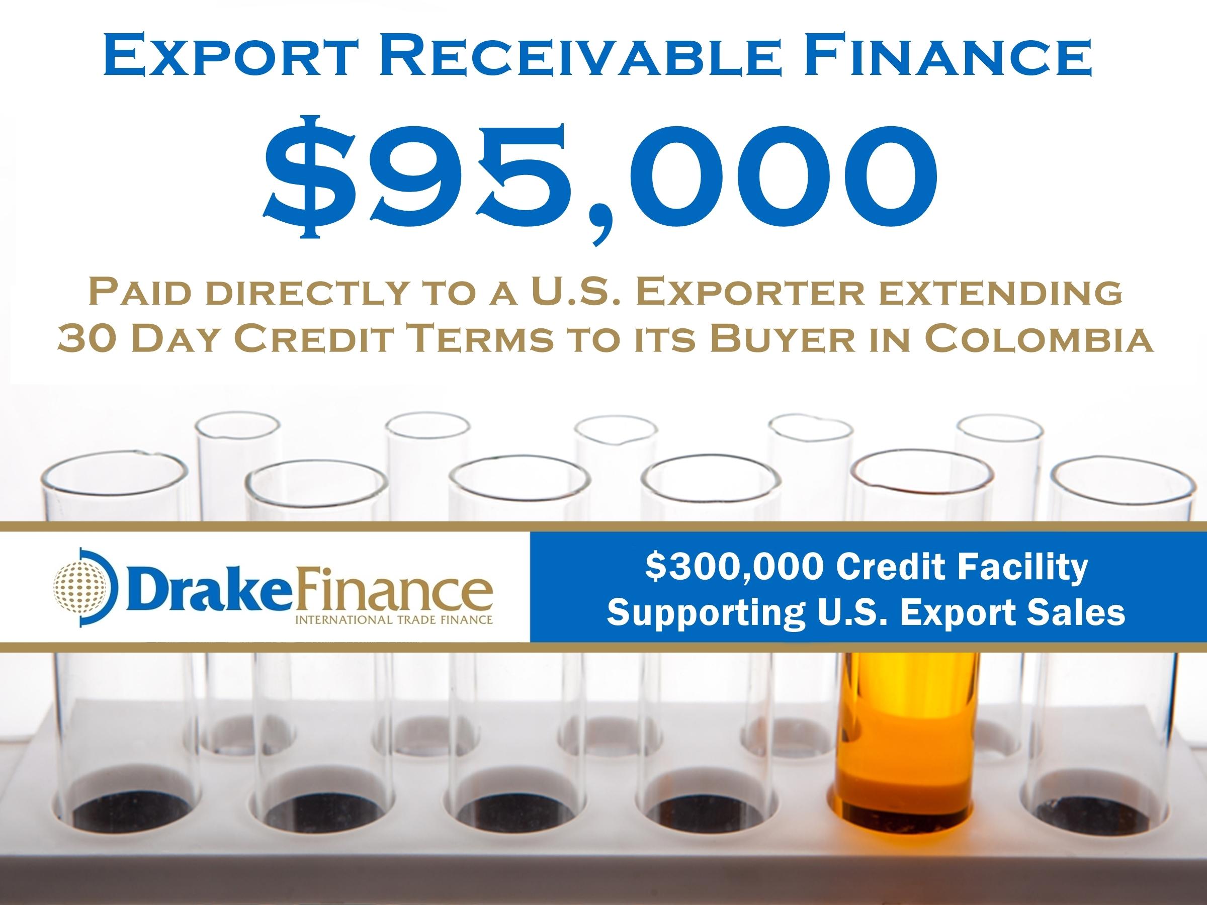 Q1 Export Receivable Finance 95k WR